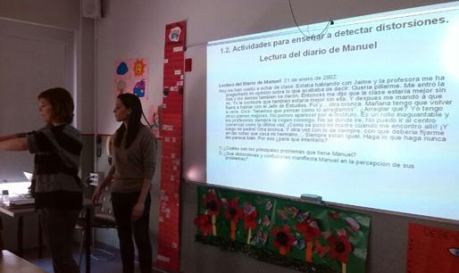 TSEI asisten a un seminario de resolución de conflictos