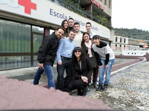 Primer semestre del Grado de Radiología... SUPERADO! - FP Santa Gema