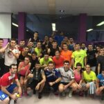 Curso Ciclo Indoor 2014