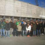 2º TAFAD en los entrenamientos del CD Leganés