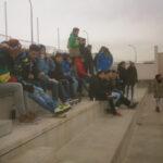 2º TAFAD en los entrenamientos del Rayo Vallecano