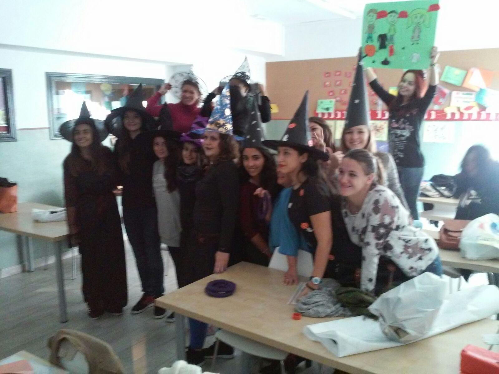 Halloween …..2do curso de Infantil