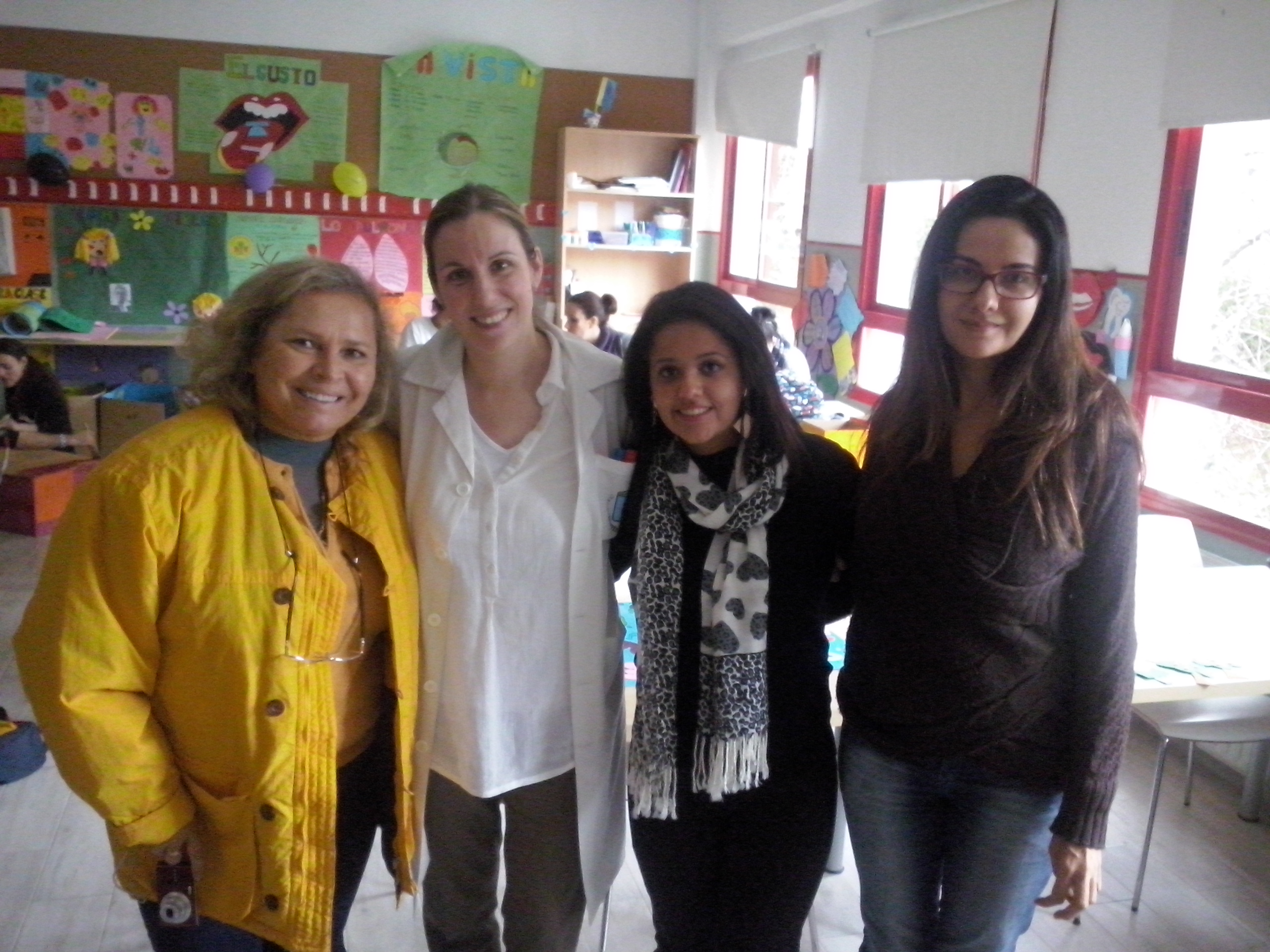 Nos visitan desde Brasil…