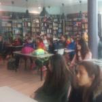 Marta García desvela las claves del éxito a los alumnos de TAFAD