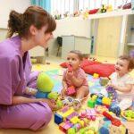 Trabajo en guarderías, un reto para el educador infantil