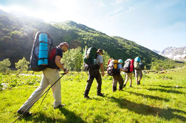 El senderismo, actividad ideal para el verano