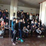 Visita al INEF de los alumnos de 1º TAFAD Presencial y Dual
