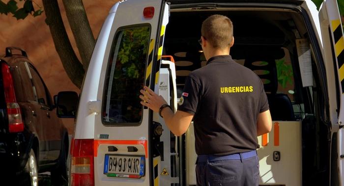 Trabajar en urgencias. Un día de trabajo en el servicio de urgencias