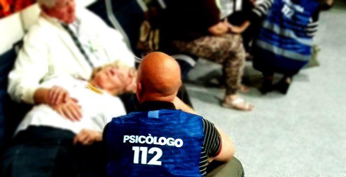 El apoyo psicológico: básico en un Técnico en Emergencias Sanitarias