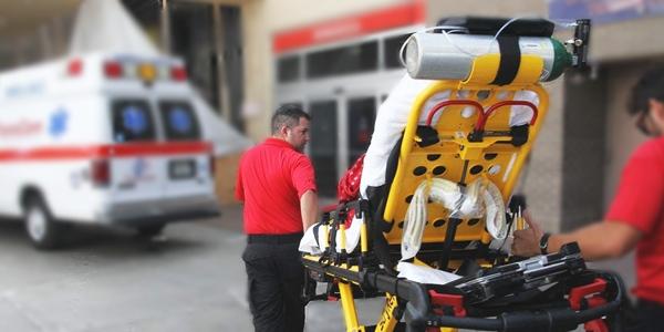 Los traslados en ambulancia y los peligros para el paciente