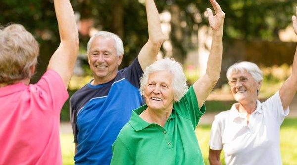 Actividades físicas y deportivas en la tercera edad