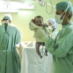 El Auxiliar de Enfermería en paritorios
