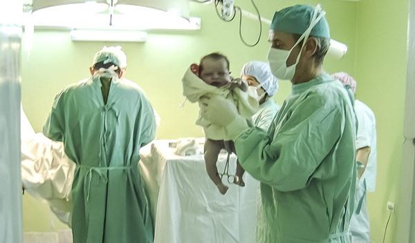 auxiliar de enfermeria en paritorios