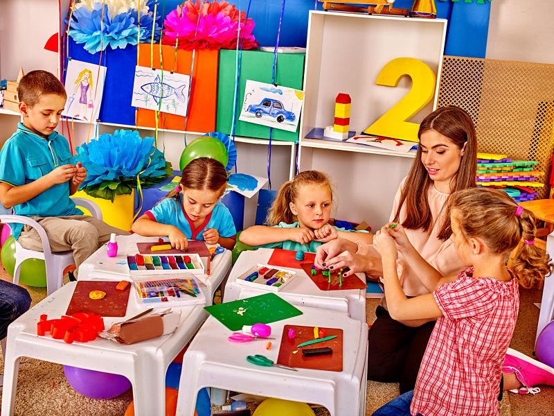 Salidas profesionales de un Educador Infantil