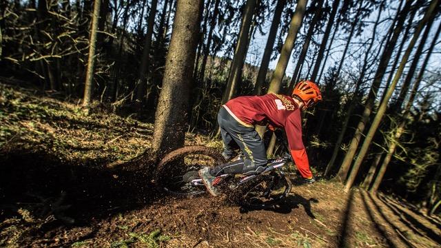 Preparar rutas en bici