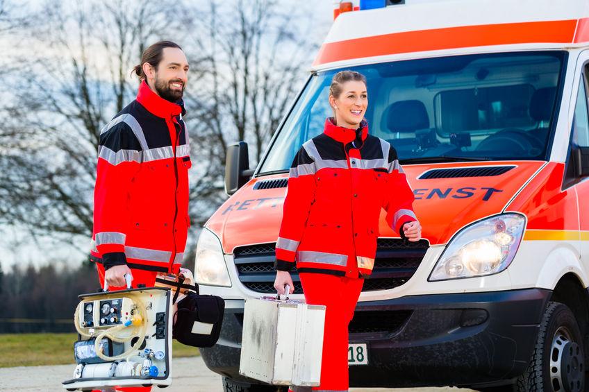 Funciones de un técnico en emergencias al llegar a un accidente