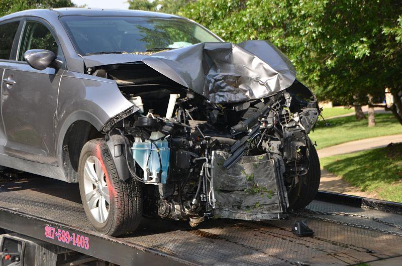 Las funciones de un Técnico en emergencias sanitarias en un accidente de coche