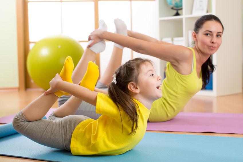 Recursos para educadores: Yoga para niños