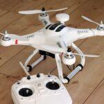 Llega el dron desfibrilador a las emergencias sanitarias