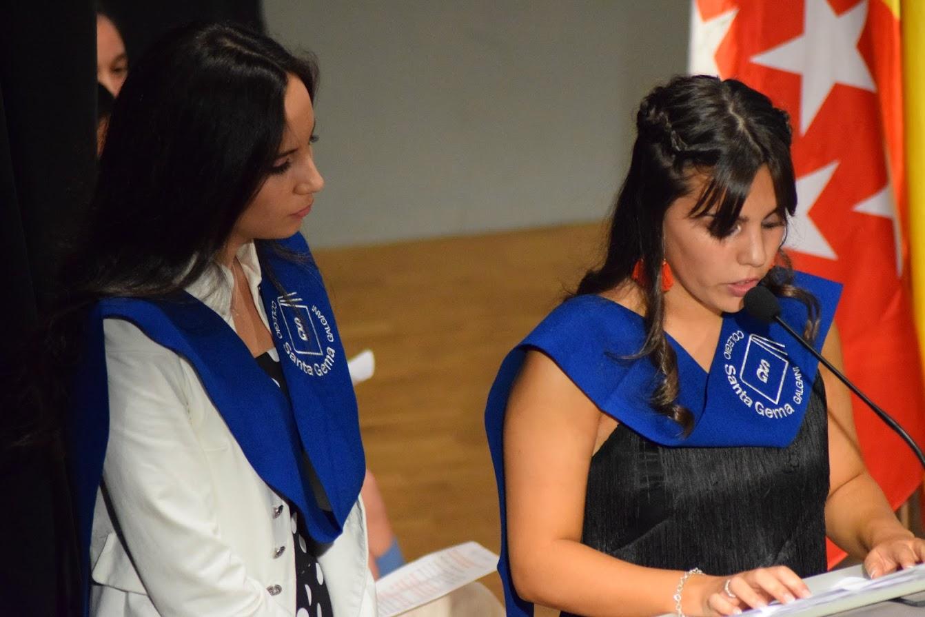 Graduaciones CEP Santa Gema 17-18