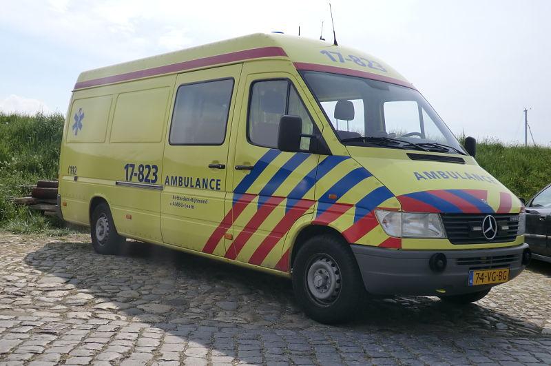 Exigencias legales de las ambulancias