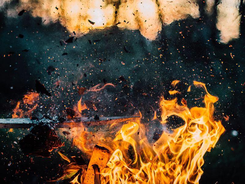 Funciones del Técnico de Emergencias Sanitarias en un incendio