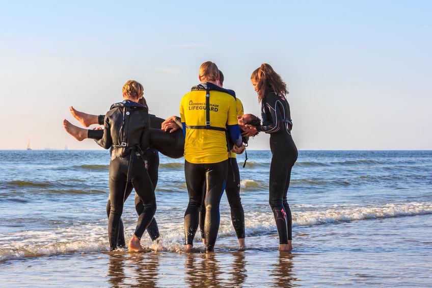Protocolo de salvamento para un ahogamiento