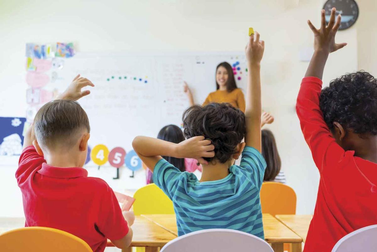 educador infantil.- trabajador infantil