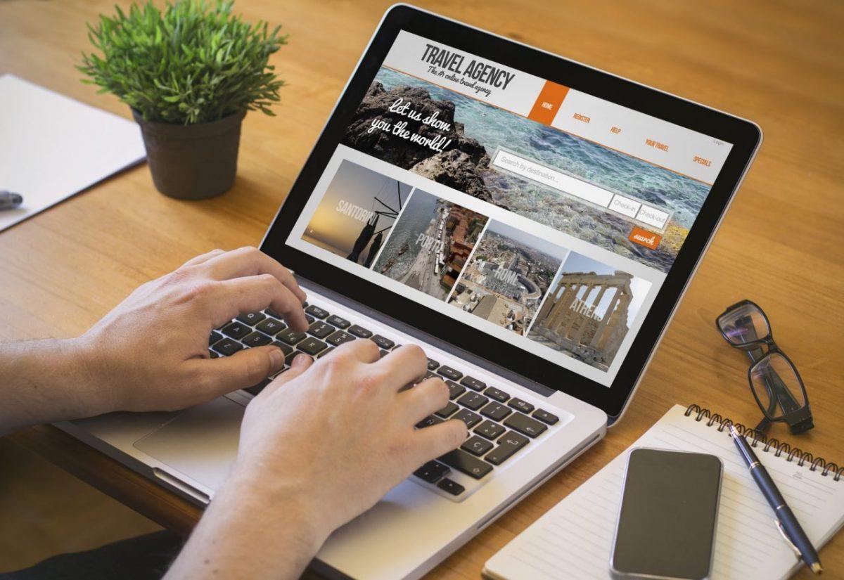 Gestión de alojamientos turísticos por internet
