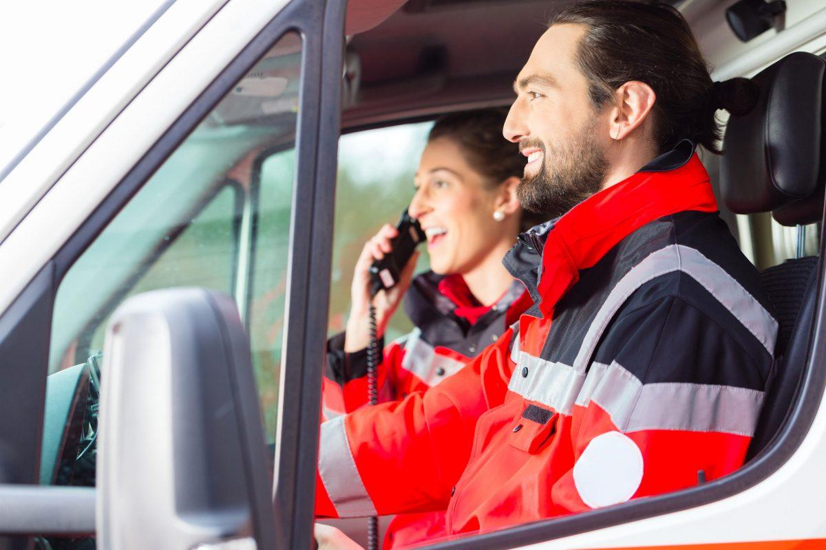 Conducir una ambulancia- Emergencias sanitarias FP