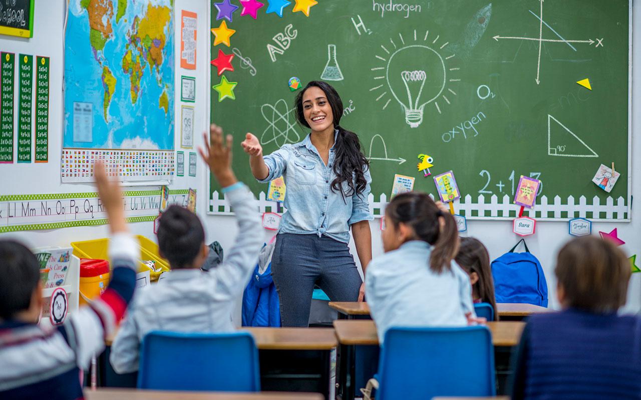 Formas de enseñar inglés en infantil
