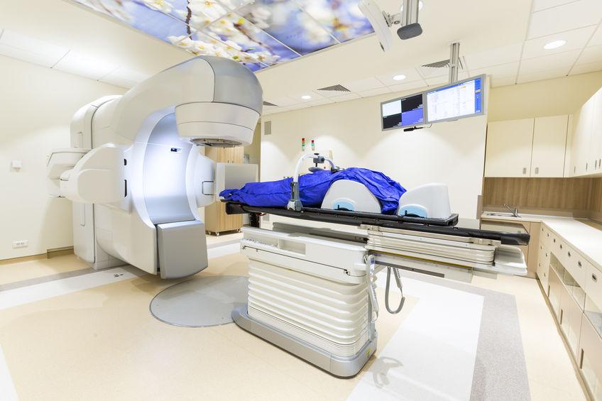 Como es una sesión de radioterapia desde el punto de vista del Técnico