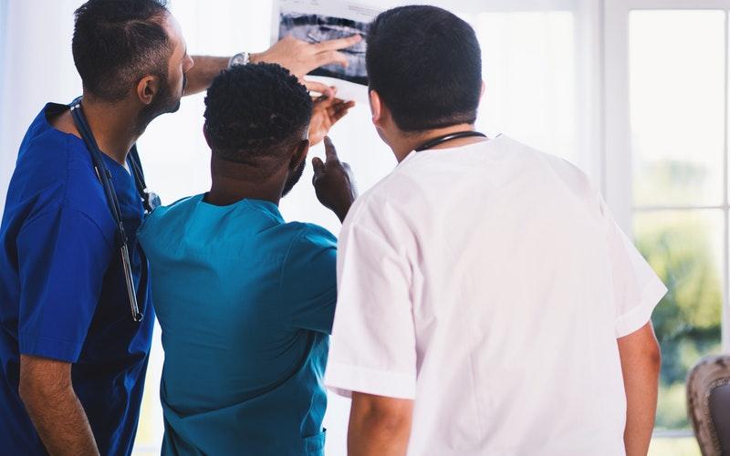 Radioterapia y dosimetría, prácticas externas